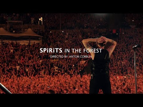 "Depeche Mode - ""SPIRITS In The Forest"" (60 second trailer)"