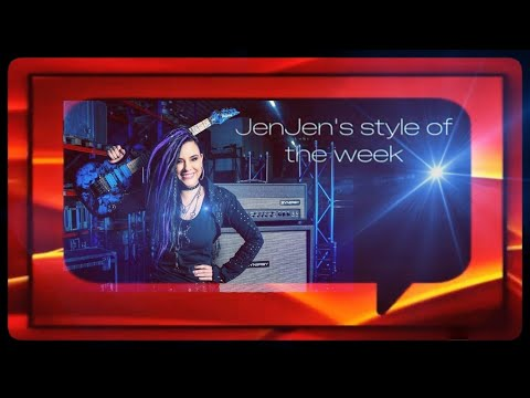 JenJen's style of the week 2 - DUBSTEP