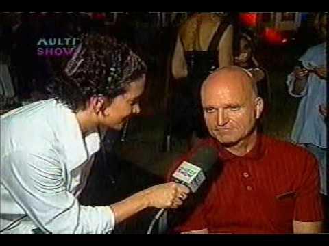 Kraftwerk Interview Florian Schneider Rio de Janeiro 1998 (more complete and better quality)