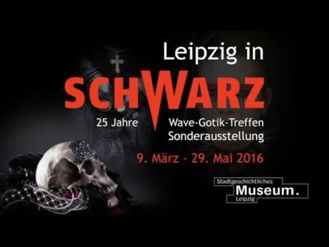 Leipzig in Schwarz. 25 Jahre Wave-Gotik-Treffen