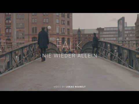 FALK - Nie wieder allein (Offizielles Video) 4k #FALK #falkmusik #hamburg #niewiederallein