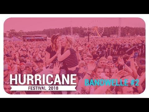 #hurricane18 | Bandwelle #2