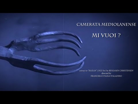 Camerata Mediolanense - Mi Vuoi [official music video]
