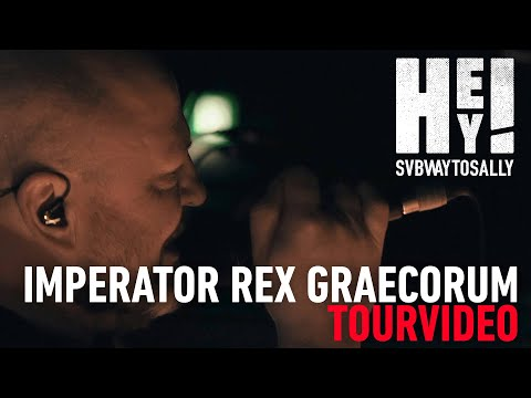 Subway To Sally - Imperator Rex Graecorum (Offizielles Tour-Video)