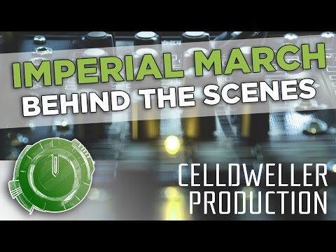 Celldweller Production: Behind The Scenes of the Imperial March