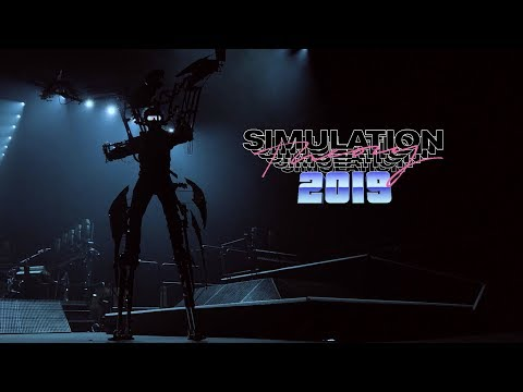 MUSE - Simulation Theory World Tour 2019 [Teaser]