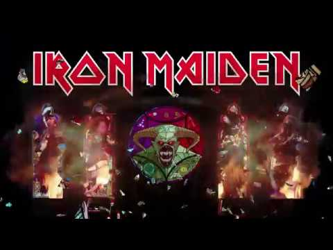 Iron Maiden - Legacy Of The Beast European Tour 2018 - Trailer