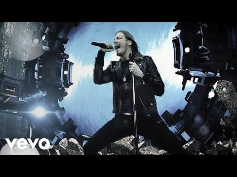 DragonForce - Ashes of the Dawn (Official Music Video)