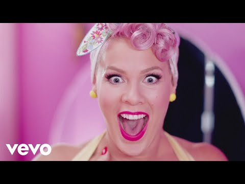 P!nk - Beautiful Trauma (Official Video)