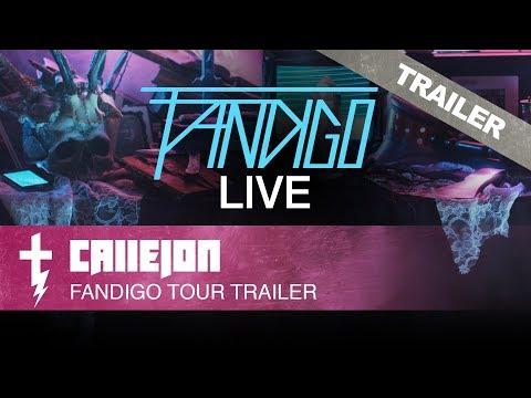 CALLEJON Fandigo Tour Trailer
