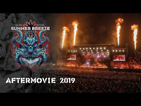 SUMMER BREEZE Open Air 2019 Official Aftermovie [Metal Festival]