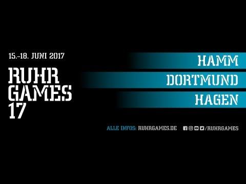 Ruhr Games 2017 Announcement Clip #1