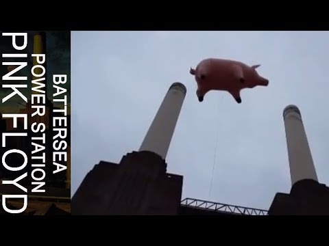 Pink Floyd - Battersea Power Station (26th September 2011)