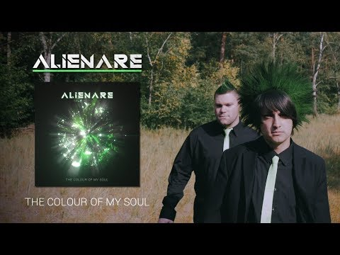 ALIENARE - The Colour Of My Soul [Official Video]