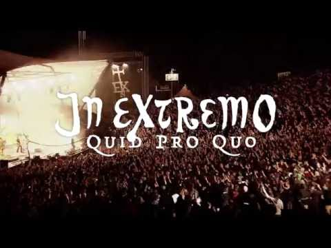IN EXTREMO - QUID PRO QUO TOUR 2016 - (Official Tailer)