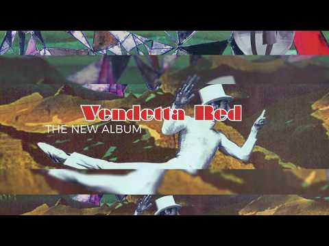 Vendetta Red - Quinceañera - Available April 13, 2018
