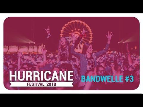 #hurricane18 | Bandwelle #3