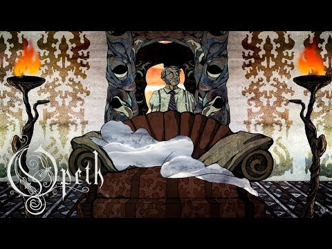 """OPETH - """"Svekets Prins"""" (OFFICIAL VISUALIZER TRACK)"""