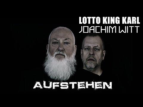 Lotto King Karl & Joachim Witt - Aufstehen (Official Video)