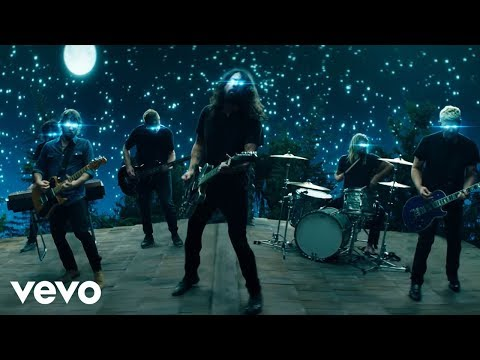Foo Fighters - The Sky Is A Neighborhood (Official Music Video)