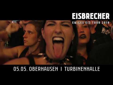 Eisbrecher - Ewiges Eis Tour 2019 - Trailer