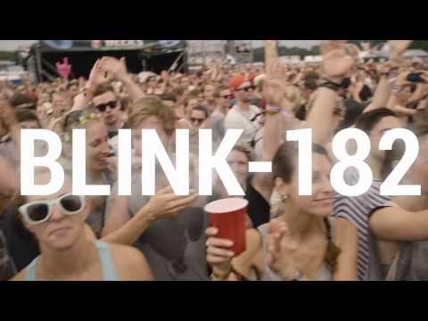 Hurricane Festival 2017 | Bandwelle #2 mit Linkin Park, Casper, blink-182 und vielen mehr!
