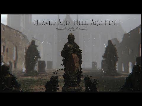 Rotting Christ - Heaven and Hell and Fire (Official Lyric Video)