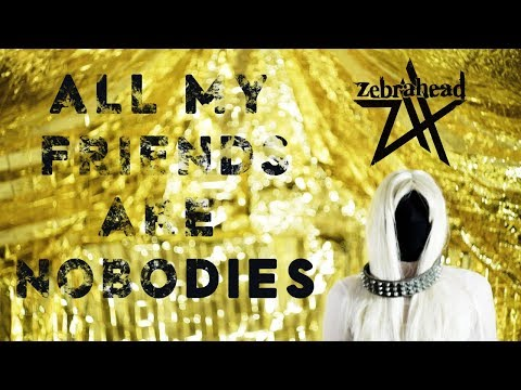 Zebrahead - All My Friends Are Nobodies (Official Music Video)