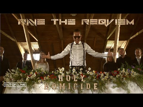Rave The Reqviem - Holy Homicide (Official Mvsic Video)