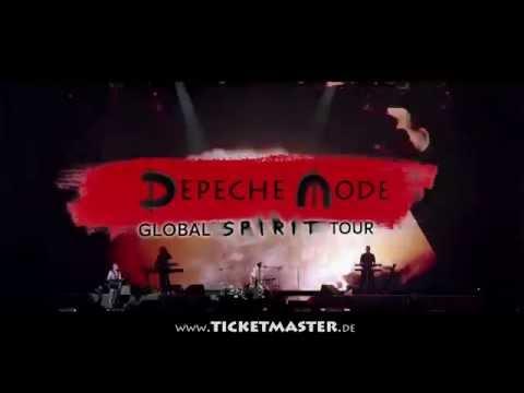 Depeche Mode - Global Spirit Tour 2017 - Trailer