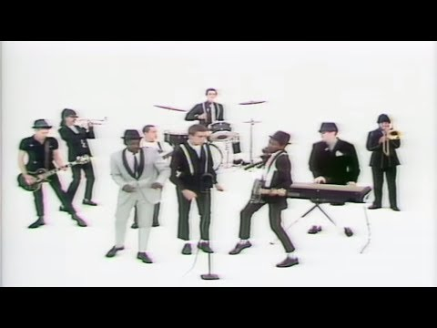 The Specials - A Message To You Rudy (Official Music Video)