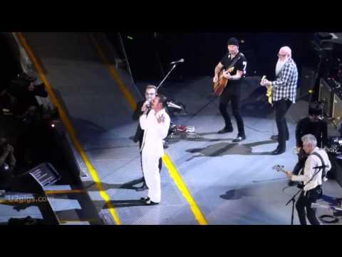 U2 & Eagles Of Death Metal - People Have The Power, Paris 2015-12-07 - U2gigs.com