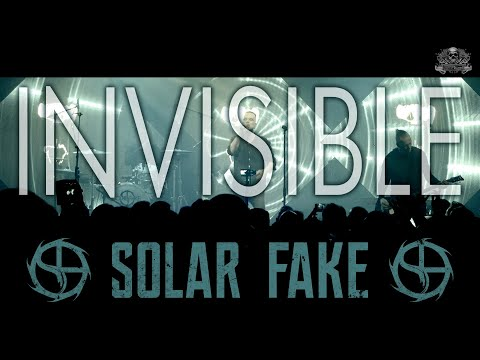 Solar Fake - Invisible (Official Live Video)