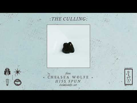 """Chelsea Wolfe """"The Culling"""" (Official Audio)"""