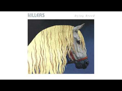 """The Killers- """"Dying Breed"""" (Visualizer Video)"""