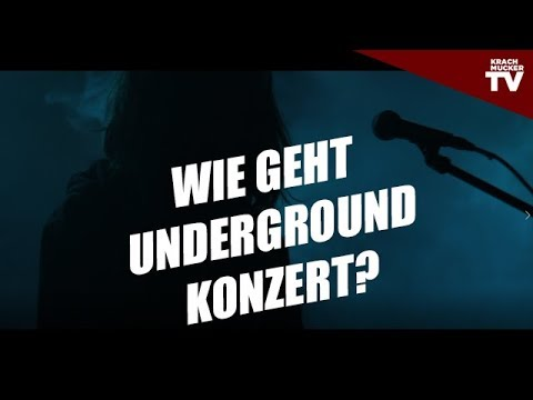 Culthe Fest 2018 - Hinter den Kulissen eines Underground-Konzertes