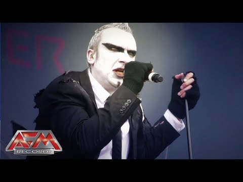 GOTHMINISTER - Der fliegende Mann (2017) // official clip // AFM Records