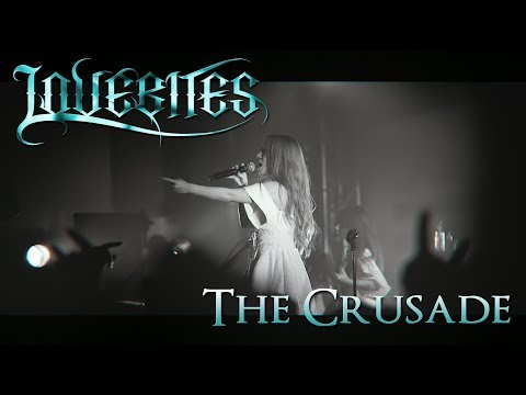 LOVEBITES / The Crusade [MUSIC VIDEO]