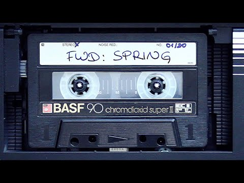 Gregor McEwan - Fwd: Spring (Official Lyric Video)