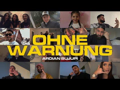 Ardian Bujupi - OHNE WARNUNG (prod. by Jumpa) #WirBleibenZuhause