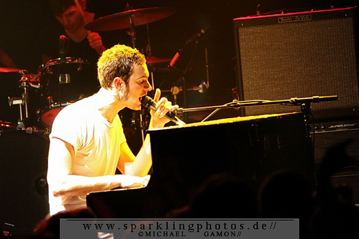 EDITORS & MOBIUS BAND & RED LIGHT COMPANY - Krefeld, Kufa (14.03.2008)