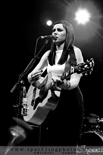 AMY MACDONALD & THE LIFE BETWEEN - Köln, Palladium (22.10.2008)