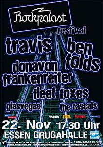 Zeitplan für das WDR ROCKPALAST FESTIVAL - 50 Jahre Grugahalle steht