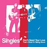Bei THE SINGLES ist der Name Prgramm : Vier Singles für 2009 angekündigt