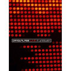 Camouflage - Live In Dresden (2 DVDs + CD)