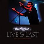 THE MISSION veröffentlichen Live Doppel-CD mit Konzerten aus London und Köln