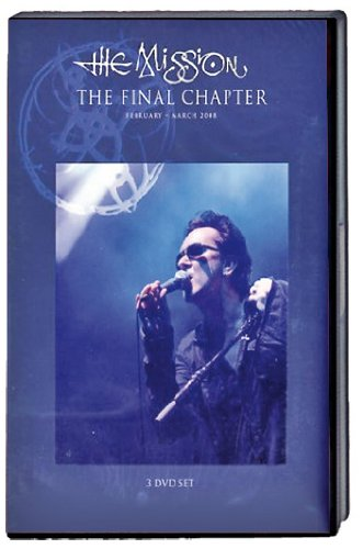 The Mission - The Final Chapter (3-DVD-Set)