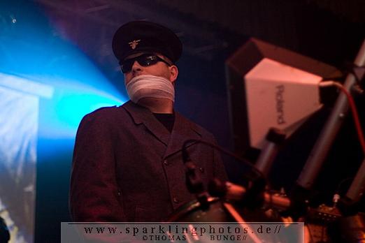 10 Jahre Black Rain Festival - Zwickau, BPM-Club (27.02.2009)