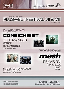 Preview : Pluswelt Festival 2009