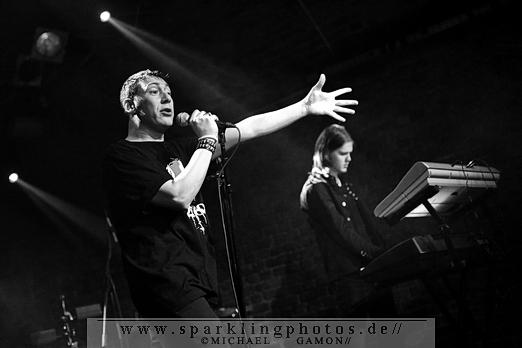 NITZER EBB  /  PSYCHE - Bochum, Matrix (24.02.2010)